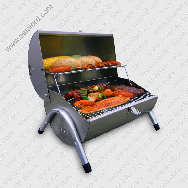 China Mainland Outdoor Propane BBQ Gas Grill For Camping