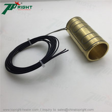 Sprue Bushing hot runner nozzle heater with thermocouple
