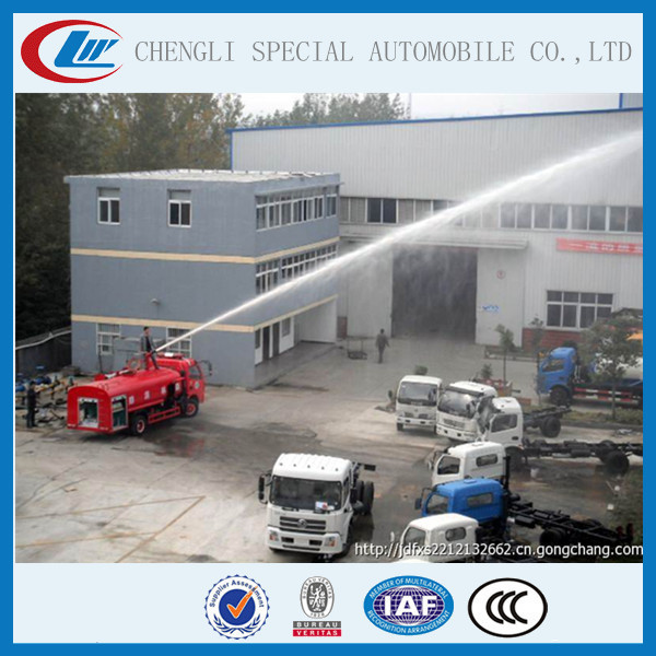 High Pressure Fire Sprinkler Water Trucks 4x2 Fire Fighting Truck 5ton  Water Tanker Fire Truck With Cheaper Price For Sale - Buy Fire Water