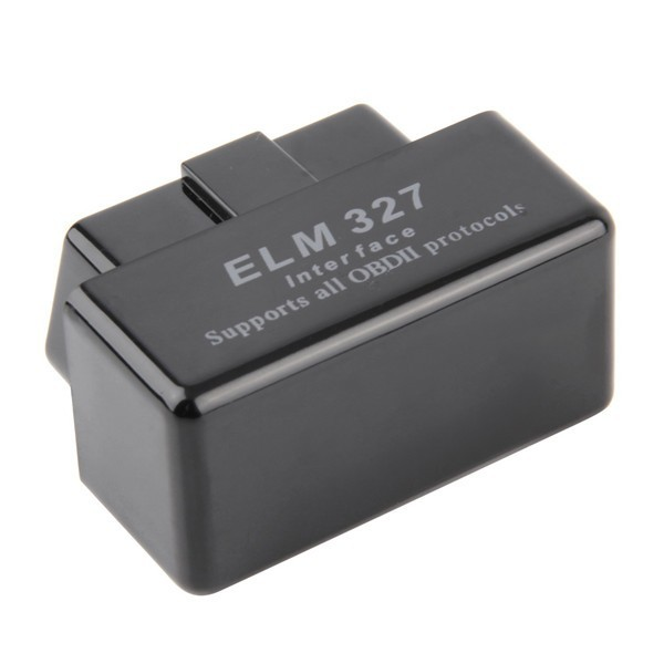 super mini elm327 bluetooth obd2 v2 1 schwarz smart autodiagnoseschnittstelle ulme327 327. Black Bedroom Furniture Sets. Home Design Ideas