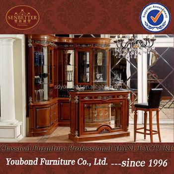 0029 Home Bar Furniture Set Dubai Antique Bar Table Bar Cabinet