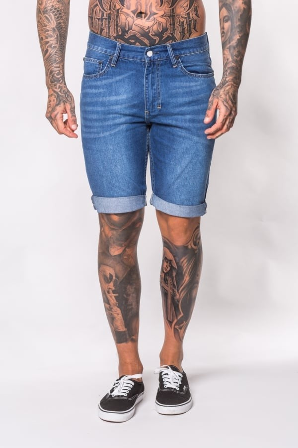 Lastest Jeans Shorts Men Design Jeans Cotton Denim Short Pants ...