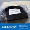 rechargeable 12V 100Ah lithium battery for solar power storage