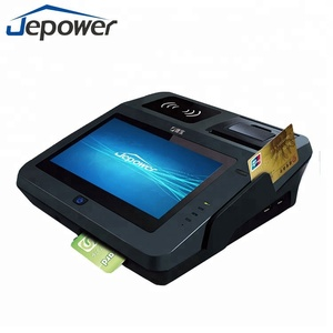 supermarket and restaurant hotel EMV CE ROHS android system touch screen pos machine