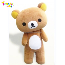 Enjoyment CE Custom adult rilakkuma mascot costumes commercial EM-70