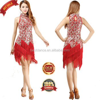 d5937178f2b07 BestDance adult latin dance costumes sexy salsa ballroom dancing dress  party stage dress skirts OEM