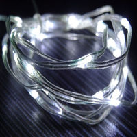 Led christmas lights soft wire lights for Christmas decoration