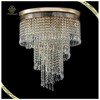 Zhongshan Factory Supplier Crystal Pendant Lamp Gold, Big Pendant Lamp