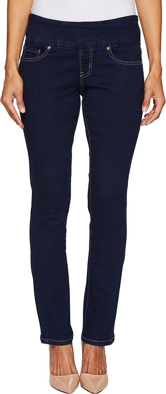 Womens petite lowrider jeans 8