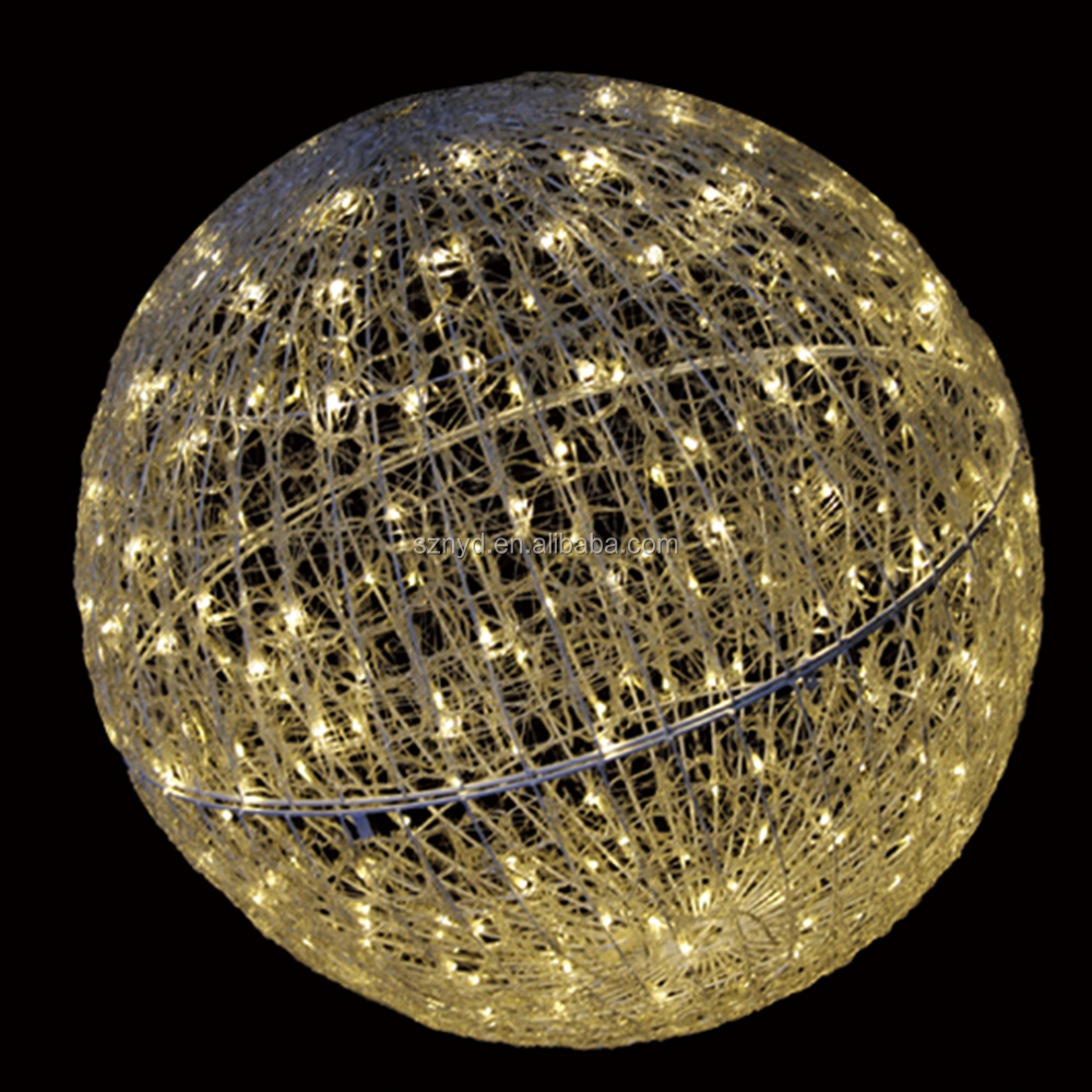 Best 28 outdoor lighted balls top sale light up large for Outdoor christmas balls that light up