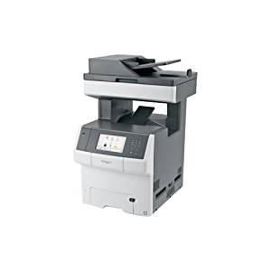 LEXMARK X748DE Laser Multifunction Printer - Color - Plain Paper Print - Desktop / 34TT017 /