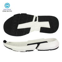 Newly Designs Basketball Sneaker Shoe Sole Eva Foaming Soles With TPR Shoe Outsole