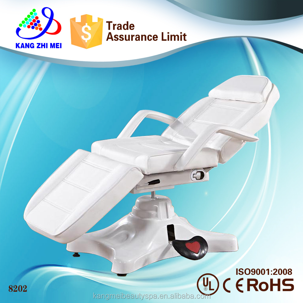 Thai massage bed/hydraulic beautiful bed/hydraulic facial bed spa table tattoo salon chair KM-8202