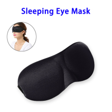 Custom Travel 3D Portable 100% Silk Sleep Eye Mask for Women