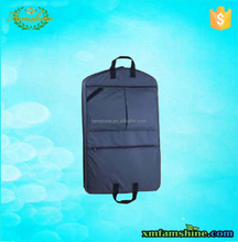 top quality nylon suit cover/fabric garment bag