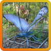Museum Quality Animatronic Butterfly Large Plastic Insects