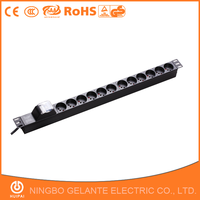 High quality new design reasonable price in china alibaba supplier rack mount power distribution unit