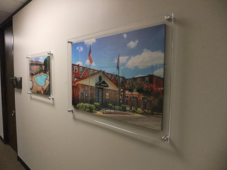 custom wall mounted clear acrylic photo frames buy wall mounted