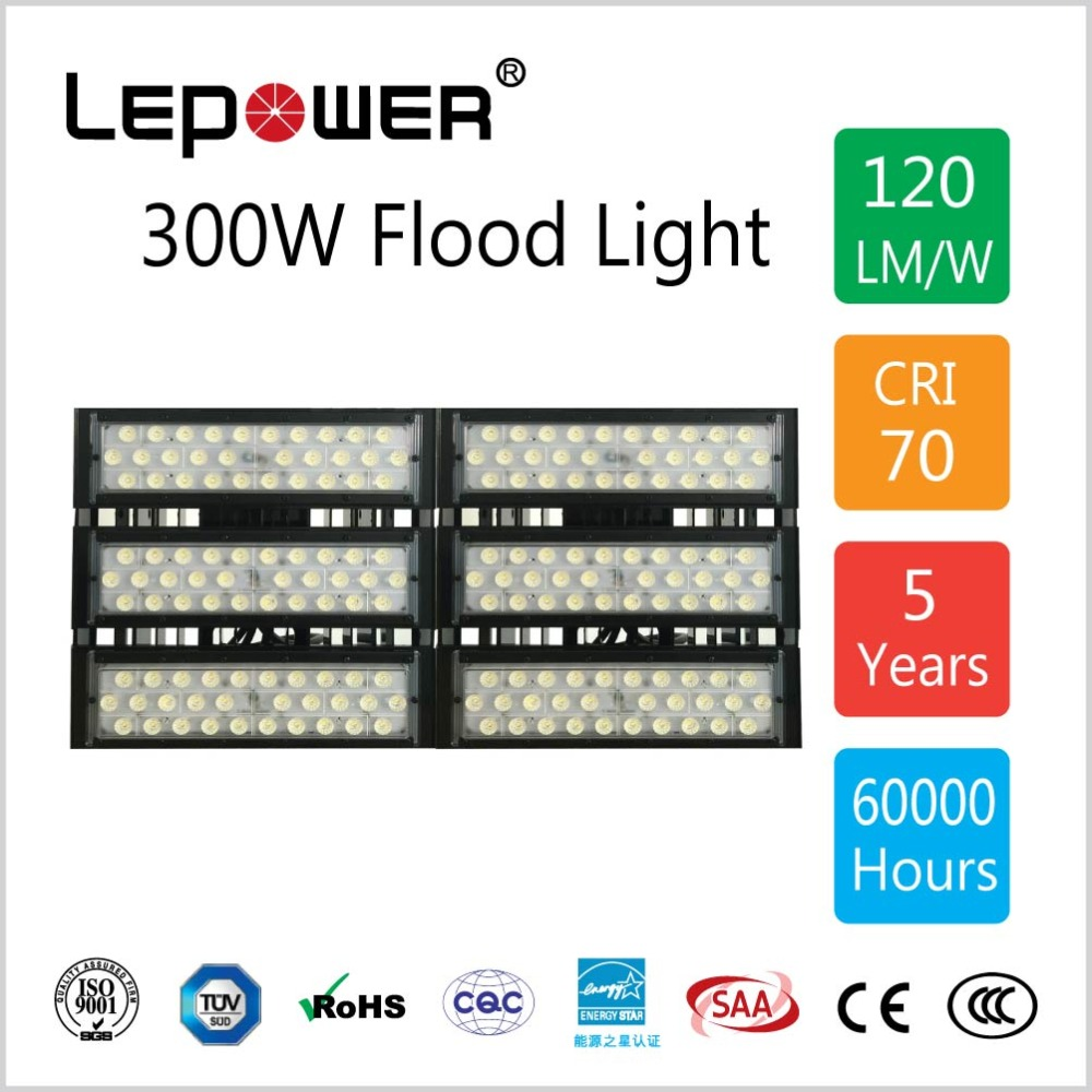 150x90 degree led tunel light with Integrated die casting aluminum body,300W tunnel light