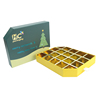 Wholesale Manufacturer Suppliers New Design Chocolate Cavity Box