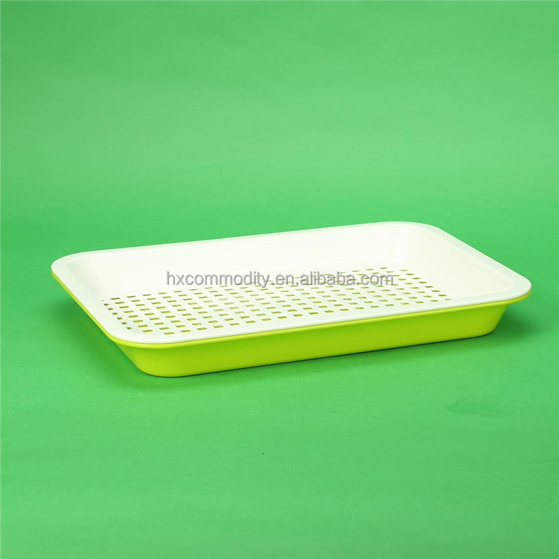 Rectangle Plastic Tea Strainer With Tray Buy Kitchen