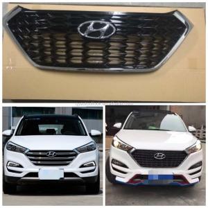 Car Tuning Grille For Hyundai Tucson 2015 On