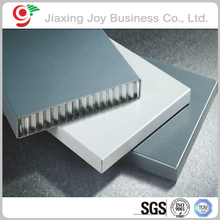 China suppliers brushed Aluminum honeycomb sandwich core panels