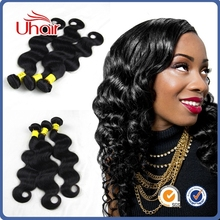 7a hair weave new style fashion 100% unprocessed malaysian virgin hair body wave no tangle no shedding for black women