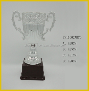 EV17002 YIWU EV Sport Plastic Trophy Cup High quality Wholesale