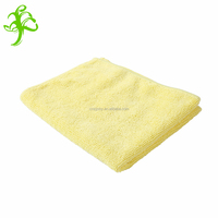 Microfiber Detailing Towel for Auto Manufacturer Customized Color Size