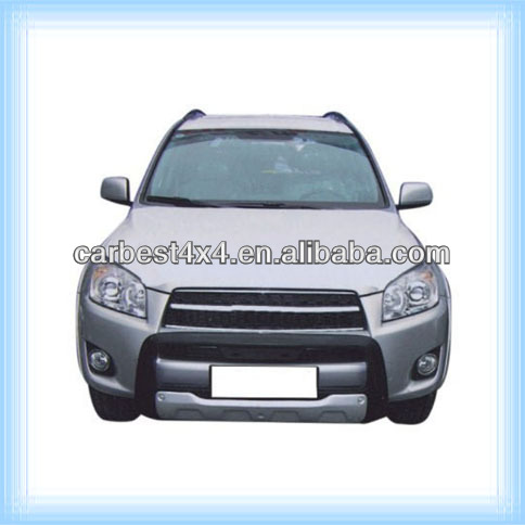 PU GRILLE GUARD FRONT BUMPER FOR TOYOTA RAV4 2012