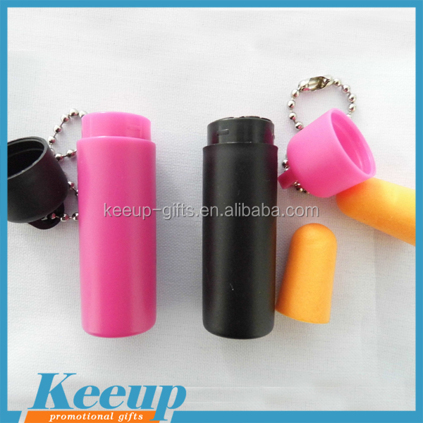 2015 promo gift Soundproof sleeping reusable ear plug.jpg