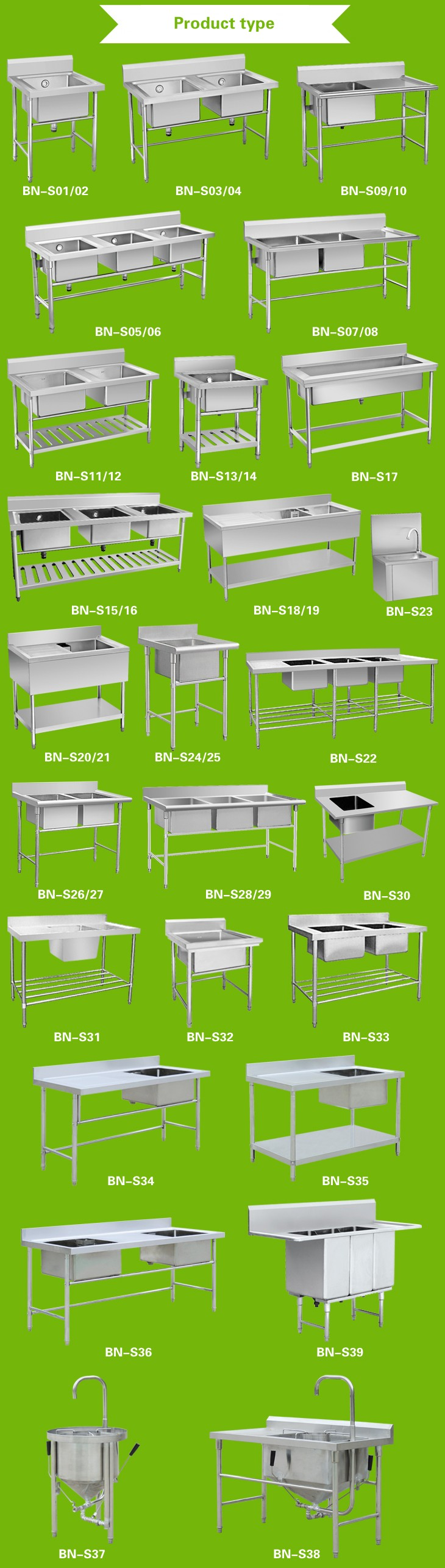 Cosbao names of kitchen equipments restaurant equipment 900 600 view - Professional Free Standing Kitchen Sink Kitchen Project Products