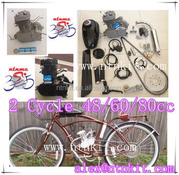 Ntn Bearing 80cc Motorized Bicycle Engine Kit,Gasoline Engine Kit ...