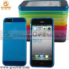 For iphone 5 PC+TPU case, for iphone 5 protective case wholesale cell phone case