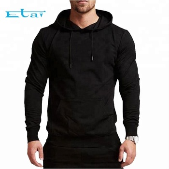 Blake Varisty Oversized Plain Pullover Sweatshirt Custom Made Hoodies For Men