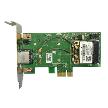 Broadcom BCM943228HM4L Wireless PCI-E Adapter Card Low Profile 10YN9, View  BCM943228HM4L, Original Product Details from Shenzhen FKA Electoronic