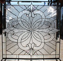 New Design Decorative Glass Panels For Door Stained Sheets