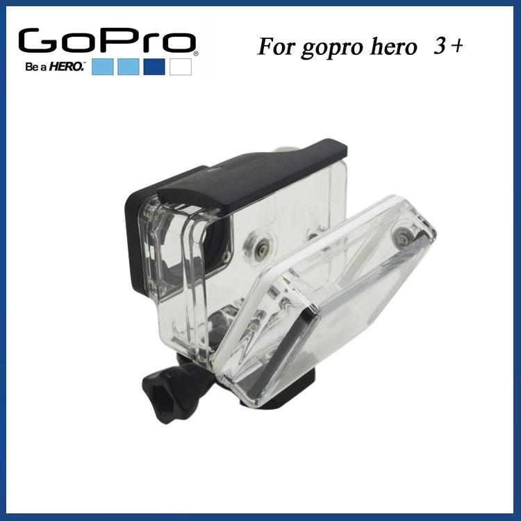 Waterproof Housing With LCD 2015 New LCD Version Case For GoPro Hero 3+ And