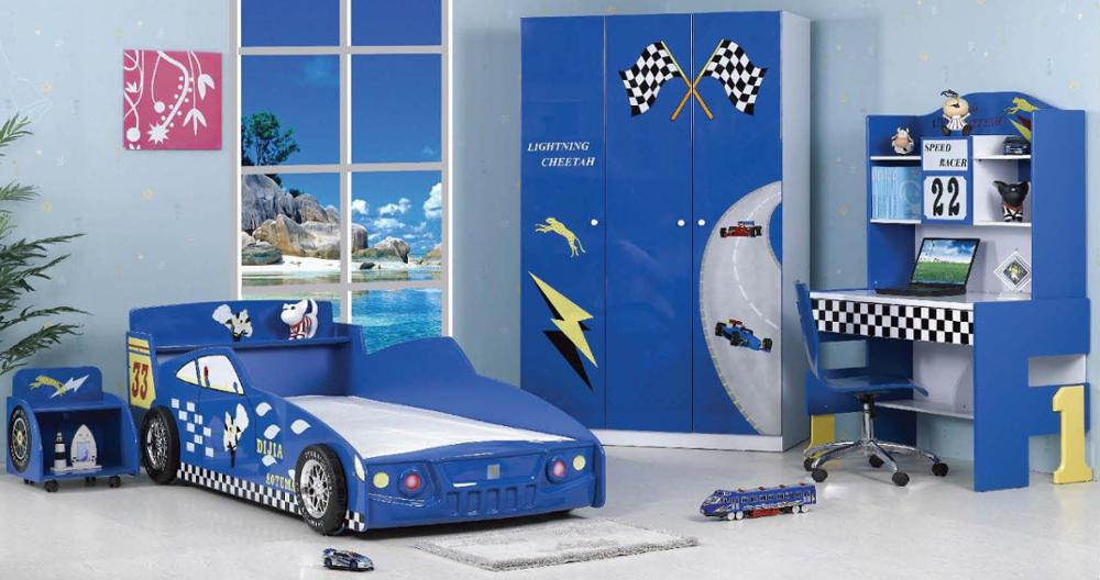 2017 NBA children bedroom for home is made from E1 MDF board and painting for children or teenager