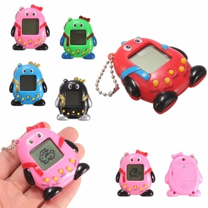 Tamagotchi Electronic Pets Toys 90S Nostalgic 168 Pets in One Virtual Cyber Pet Toy 5 Style Tamagochi Penguins toy