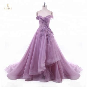 Asymmetrical Long Dress