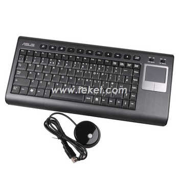 635fa79f11f RF mini 2.4G Wireless Keyboard with Touchpad K8 Best for Media and HTPC Android  TV