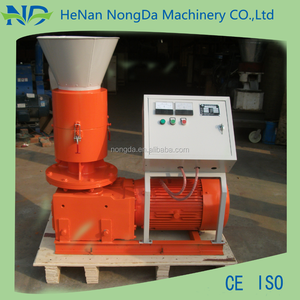 Trade assurance supplier cow feed flat die type granulator
