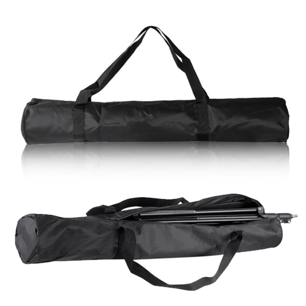 Durable Tripod Speaker Stand Carrying Bag/Case with Two Straps