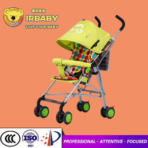 Manufacturer New Portable and Foldable easy folding take airplane Baby Stroller,