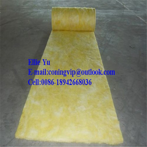 Thermal insulation fsk glass wool insulation high quality cheap price