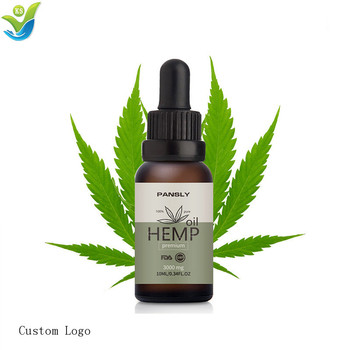 Hemp Products 10ml 100% Pure Organic CBD Hemp Oil For Anxiety