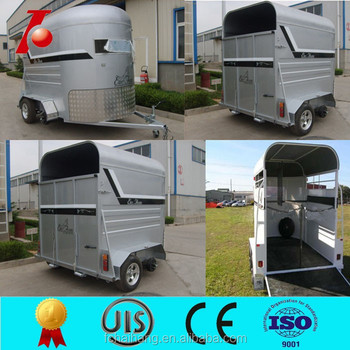 Horse Trailer Used With Best Pricestraight Load 2 Float