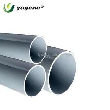 Pvc Material 1 2 Zoll Pvc Rohr Unterirdischen Pvc Wasserleitung